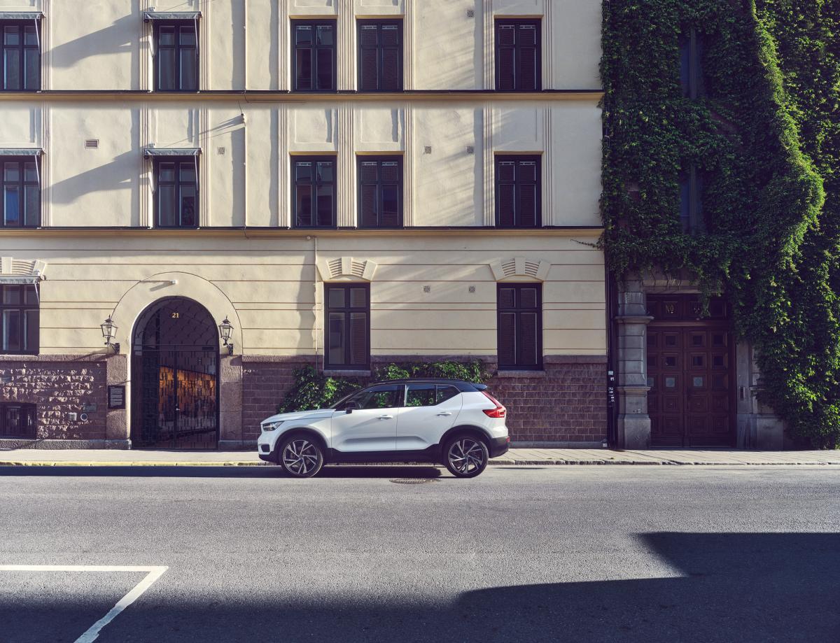 Volvo XC40 0%PCP Offer