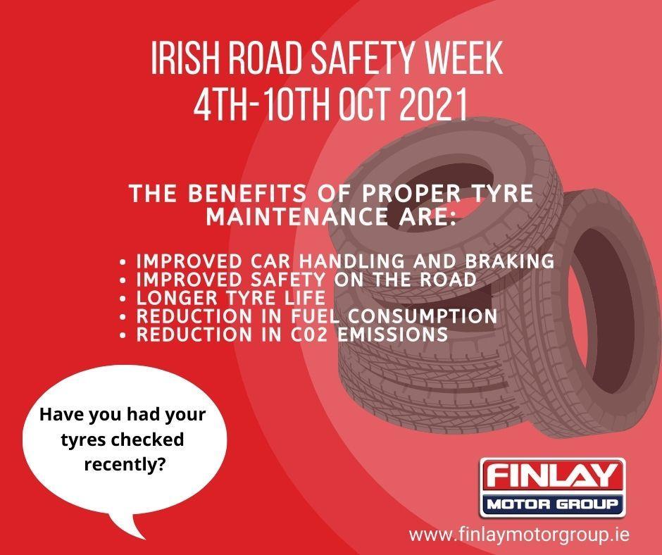 Irish Road Safety Week