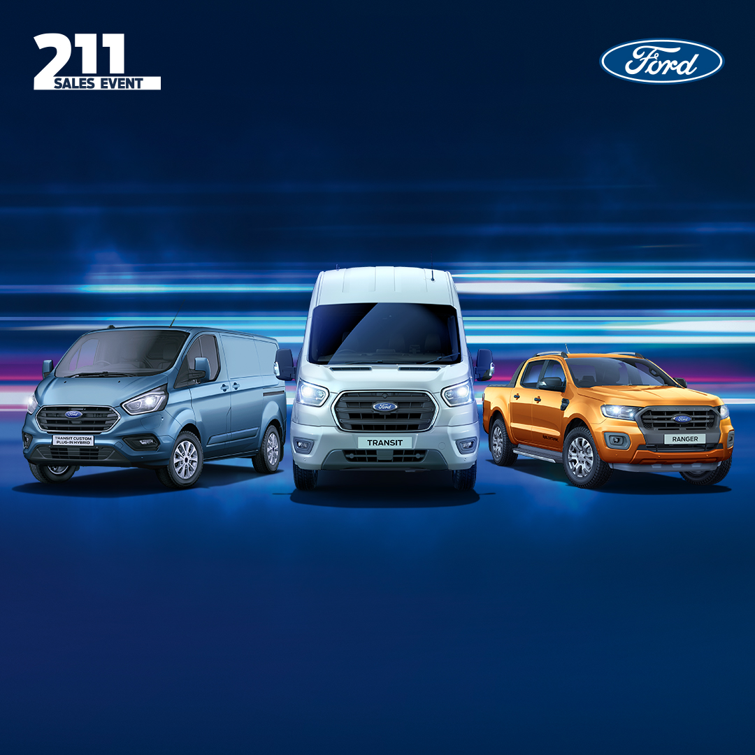 Main Ford Commercial Dealership in Kildare
